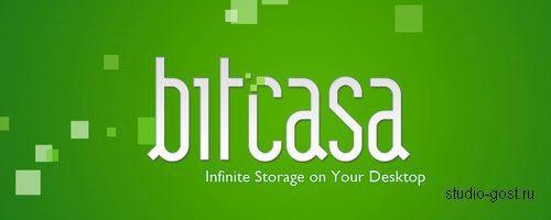 Облачное хранилище - bitcasa