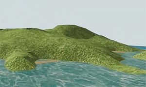 Моделирование ландшафта в SketchUp