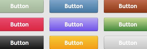 Красивые градиентные кнопки без картинок IE 9