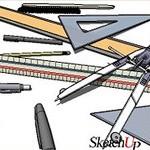 Видеоуроки по SketchUp. Техники моделирования